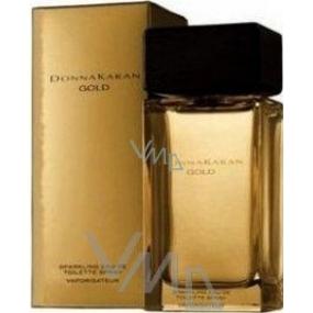 DKNY Donna Karan Gold Sparkling Eau de Toilette for Women 30 ml