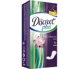 Discreet Deo Plus Water Lily Plus intimate pads 16 pieces