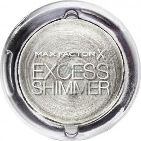 Max Factor Excess Shimmer Eyeshadow Gel Eyeshadow 05 Crystal 7 g