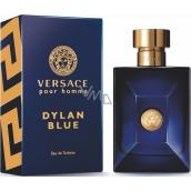 Versace Dylan Blue EdT 5 ml men's eau de toilette, Miniature