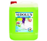 Sidolux Universal Green Grapes detergent for all washable surfaces and floors 5 liters