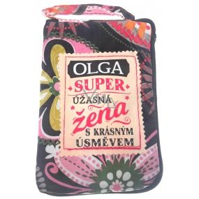 Albi Foldable bag with zipper called Olga 42 x 41 x 11 cm