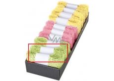 Ditipo Jute ribbon light green 2 mx 5 cm