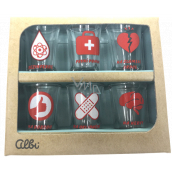 Albi The doctor himself set of shots 6 x 35 ml