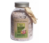 Bohemia Gifts Hibiscus with herbs relaxing bath salt 1.2 kg