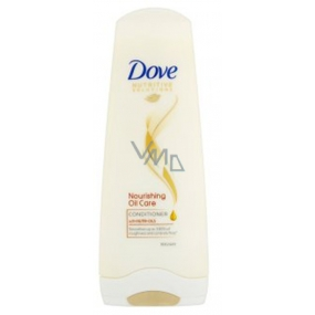Dove Nutritive Solutions Nourishing Oil Care With Nourishing Oil Conditioner For Dry Hair 200ml