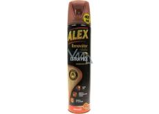Alex Renovátor nábytku Extra péče s vůní pomeranče 400 ml sprej