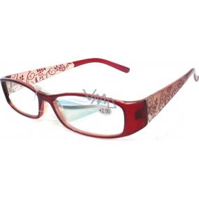 Berkeley Reading glasses +1.5 brown retro CB02 1 piece ER510