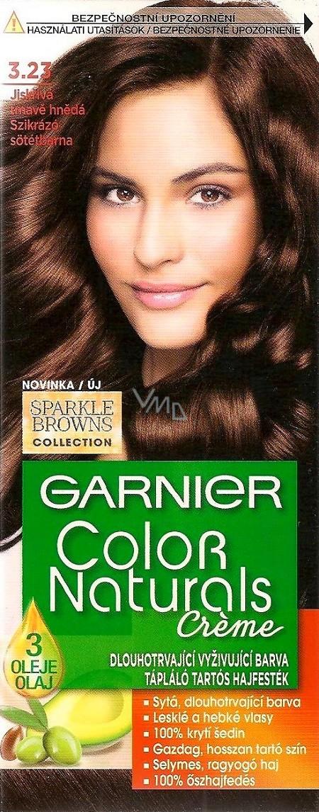 barva na vlasy garnier color naturals