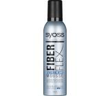 Syoss Fiberflex Volume extra silná fixace pěnové tužidlo 250 ml