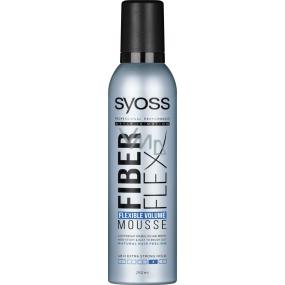 Syoss Fiberflex Volume extra strong fixation foam hardener 250 ml