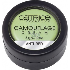 Catrice Camouflage Cream Anti-Red Cover Cream 3 g