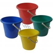 Clanax Standard Vědro - kbelík bez výlevky mix barev 5l