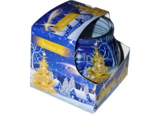 Admit Christmas Tree aromatic candle in glass 80 g