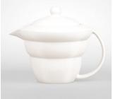 Masaru Emoto Shinno teapot Flower of Life with silver symbol 1 l