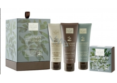 Scottish Fine Soaps Hand Care 4 Piece Cosmetic Set