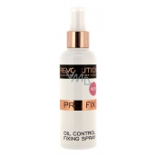 Makeup Revolution Matting fixative spray on makeup, 100ml