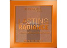 Rimmel London Lasting Radiance powder 003 Espresso 8 g