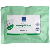 Abena Bathing cap containing shampoo and conditioner