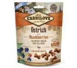 Carnilove Dog Ostrich with blackberries delicious crispy treat for all dogs for a healthy heart 20 g