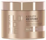 Schwarzkopf Professional BlondMe Keratin Restore Bonding keratin mask for all shades of blonde hair 200 ml