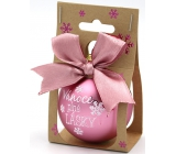 Nekupto Christmas balls Christmas full of love 6 cm