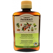 Green Pharmacy Firming body and massage oil 200 ml