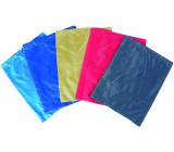 Danube School bag for shoes dark pink 29 x 36.5 cm