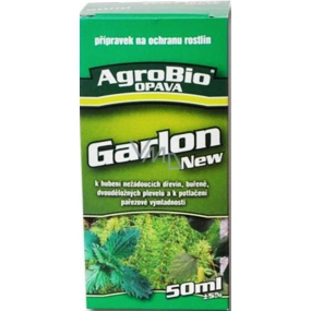 AgroBio Triclopyr 4EC plant protection product is 50 ml