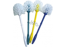 Clanax WC plastic brush different colors 1 piece BH506A