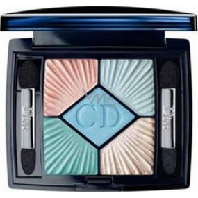 Christian Dior 5 Couleurs Croisette Edition palette of 5 eye shadows 224 shade 7g