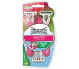 Wilkinson Quattro for Women Sensitive razor 3 pieces