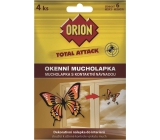 Orion Total Attack Window Flytrap with contact bait 4 pieces