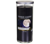 Yankee Candle Midsummers Night - Summer night scented candle Decor large cylinder glass 75 mm 566 g