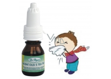 Dr.Popov Nasal Oil with Tea Tree 10ml 0997