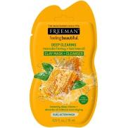 Freeman pl.maska clay manuka med + tea tree oil 15ml 9631
