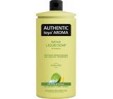 Authentic Toya Aroma Ice Lime & Lemon liquid soap refill 600 ml