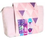 FA Kids Teens Miss Clever shower gel 200 ml + deodorant spray 150 ml + Schauma hair shampoo 250 ml