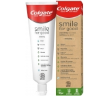 Colgate Smile for Good Protection Whitening recyclable, vegan toothpaste, contains 99.7% ingredients of natural origin 75 ml