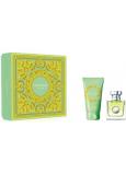 Versace Versense eau de toilette for women 30 ml + body lotion 50 ml, gift set