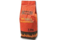 Grill Wood briquettes 2,5 kg