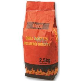 Grill Wood briquettes 2.5 kg