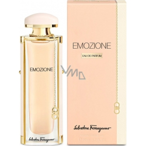 Salvatore Ferragamo Emozione perfumed water for women 50 ml