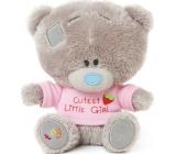 Me to You Tiny Tatty Teddy Teddy Bear in Pink T-shirt 11,5 cm