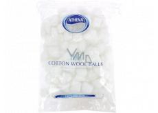 Athena Beauté Cotton wads white 100 pieces