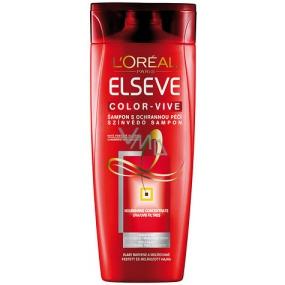 Loreal Paris Elseve Color Vive pro vlasy barvené nebo po melíru šampon na vlasy 250 ml