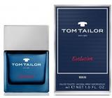 Tom Tailor Exclusive Man EdT 50 ml eau de toilette Ladies