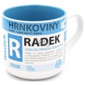 Nekupto Pottery Mug named Radek 0.4 liter