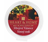Heart & Home Warm Christmas Soy natural scented wax 27 g