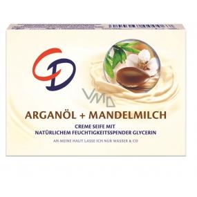 CD Almond milk and Argan oil toilet soap 125 g